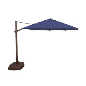Fiji Blue Sky Cantilever Umbrella