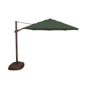Fiji Forest Green Cantilever Umbrella