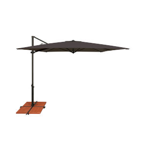 Skye Black Cantilever Umbrella