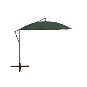 Santorini Forest Green Cantilever Umbrella