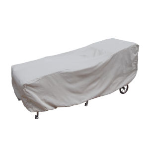 Grey Chaise Lounge Large Protective Cover
