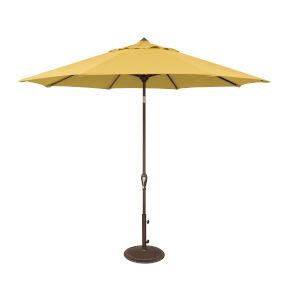 Aruba Lemon Market Umbrella
