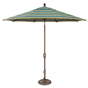 Catalina Astoria Lagoon Stripe Market Umbrella