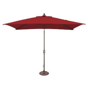 Catalina Really Red Market Umbrella