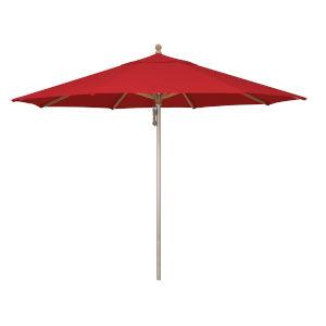 Ibiza Jockey Red Market Umbrella