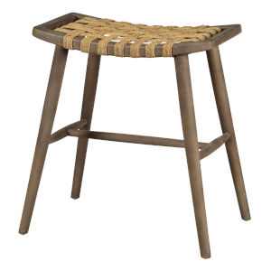 Stanley Warm Brown  24-Inch Stool