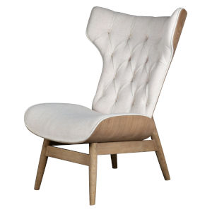 Nashville Natural Wash  Chair