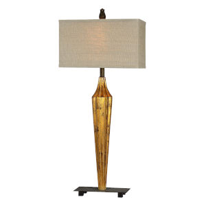 Slaton Goldleaf One-Light 39-Inch Table Lamp