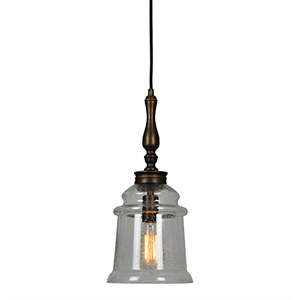 Granby Oil Rubbed Bronze Mini Pendant
