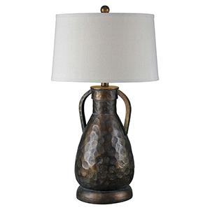 Blake Bronze Table Lamp