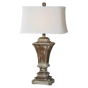 Kingston Coffee and Cream One-Light 32-Inch Table Lamp