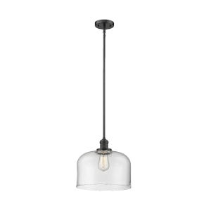 X-Large Bell Oil Rubbed Bronze LED Pendant