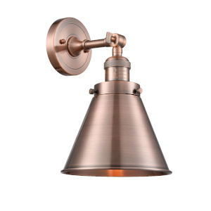 Appalachian Antique Copper One-Light Wall Sconce