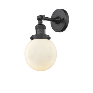 Beacon Oil Rubbed Bronze LED Wall Sconce