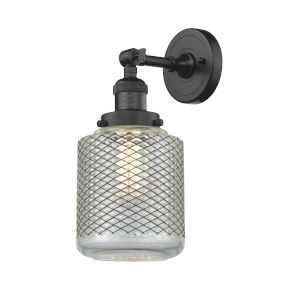 Stanton Oil Rubbed Bronze One-Light Wall Sconce