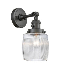 Colton Oil Rubbed Bronze One-Light Wall Sconce