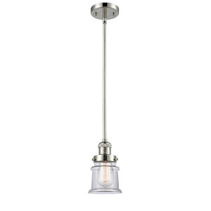 Appalachian Brushed Satin Nickel LED Swing Arm Wall Sconce