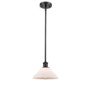 Orwell Matte Black LED Mini Pendant