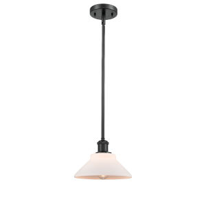 Orwell Matte Black One-Light Mini Pendant