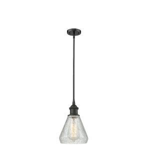 Conesus Oil Rubbed Bronze LED Mini Pendant
