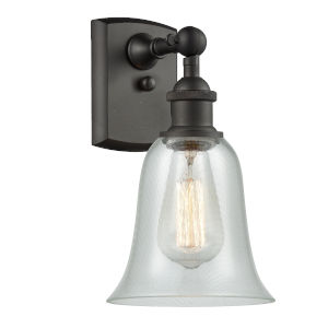 Hanover Oil Rubbed Bronze One-Light Wall Sconce