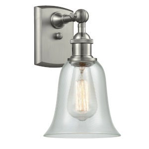 Hanover Brushed Satin Nickel LED Wall Sconce