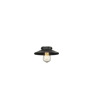 Railroad Oiled Rubbed Bronze Shade