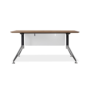 300 Collection Walnut Modern Computer Desk 63-Inch