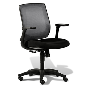 Camilla Gray Mesh Office Task Chair