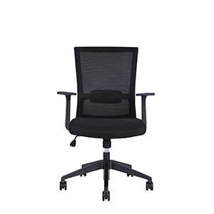 Black Rainbow Modern Ergonomic Chair