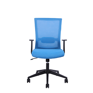 Blue Rainbow Modern Ergonomic  Chair