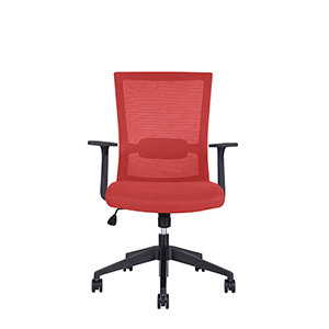 Red Rainbow Modern Ergonomic  Chair