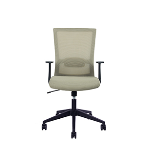 Beige Rainbow Modern Ergonomic  Chair