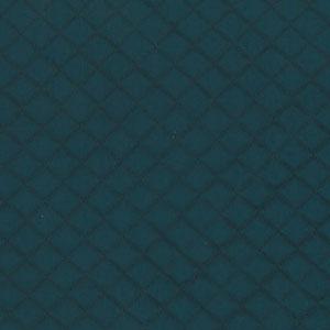 Single Diamond Teal Four-Piece King Coverlet Set