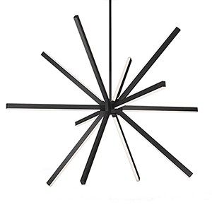 Sirius Black 54-Inch LED Chandelier