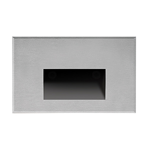 Sonic Brushed Nickel Three-Inch One-Light Recessed Light