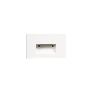 Sonic White Three-Inch One-Light Recessed Light