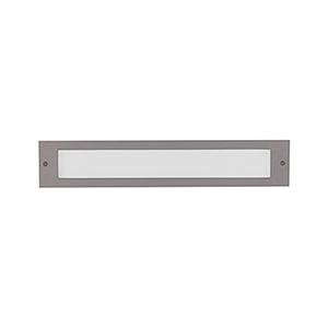 Bristol Grey 19-Inch One-Light Recessed Light