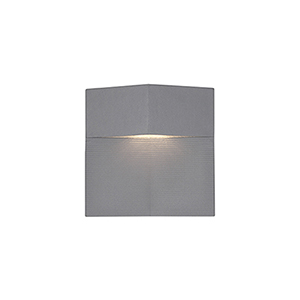 Element Grey One-Light Wall Sconce