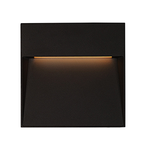 Casa Black Eight-Inch One-Light Wall Sconce