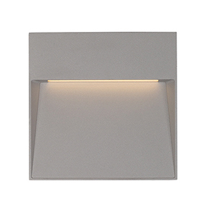 Casa Grey Eight-Inch One-Light Wall Sconce