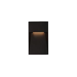 Casa Black One-Light Wall Sconce