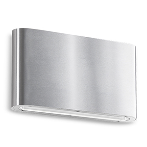 Carmel Brushed Nickel 10-Inch One-Light Wall Mount