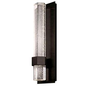Bronze One-Light LED Sconce