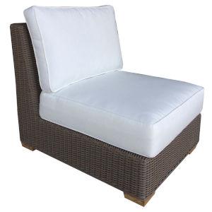 Outdoor Nautilus Kubu Grey Resin Wicker Chair