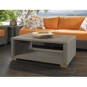 Nautilus Kubu Gray Outdoor Coffee Table