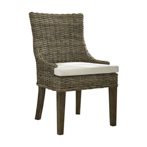 Alfresco Kubu Dining Chair - Set of 2