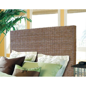 Kubu Weave King Headboard