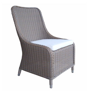 Outdoor Nautilus Dining Chair