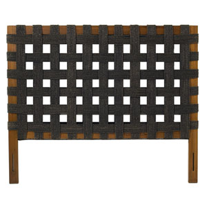 Seagrass Open Weave Queen Headboard